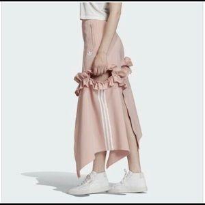 Adidas pink skirt Sz XL Cross listed